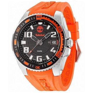 Timberland Herrenuhr Orange 13900J
